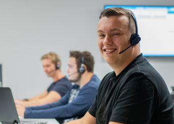 Mathieu & Corné | Een dag als Servicedesk Engineer