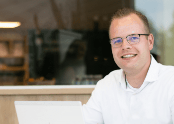 Thomas | medewerker van de maand september 2020