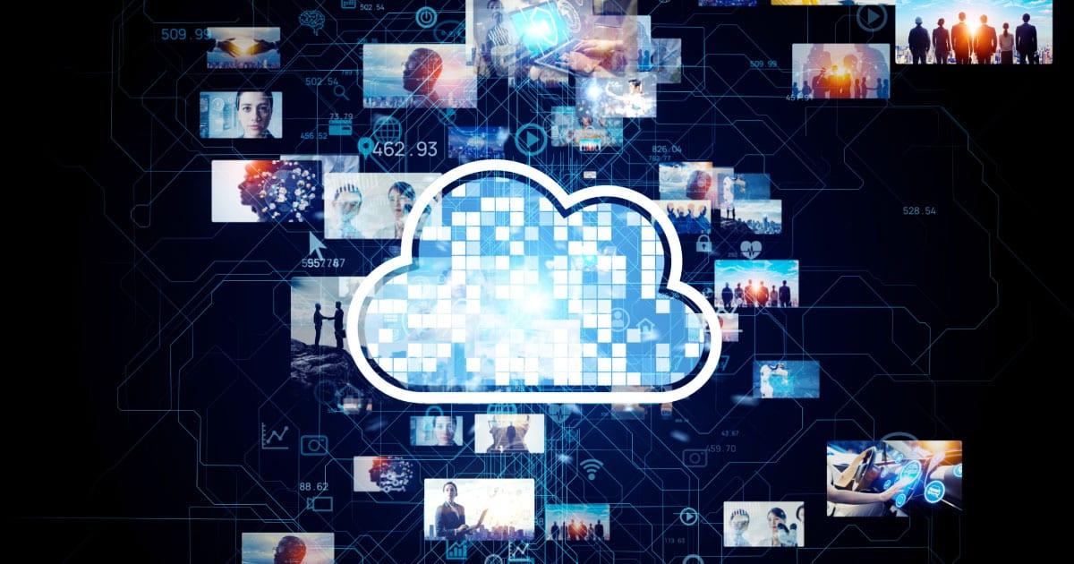 On cloud of hybride
